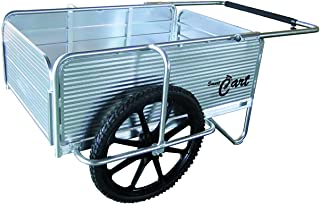 Dock Edge Smart Cart/Fold a Cart and Dock Side