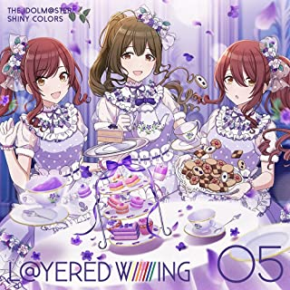 【Amazon.co.jp限定】THE IDOLM@STER SHINY COLORS L@YERED WING 05(メガジャケット付)