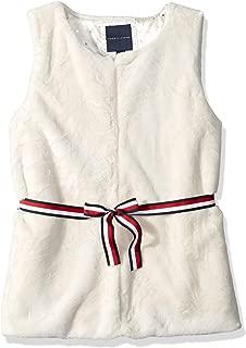 Girls' Faux Fur Vest