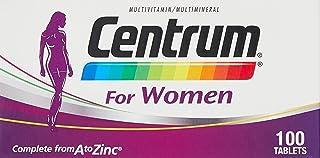 CENTRUM For Women, 100 ct