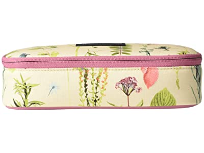Burton Switchback Accessory Case (Creme Brulee Oakledge Floral) Wallet