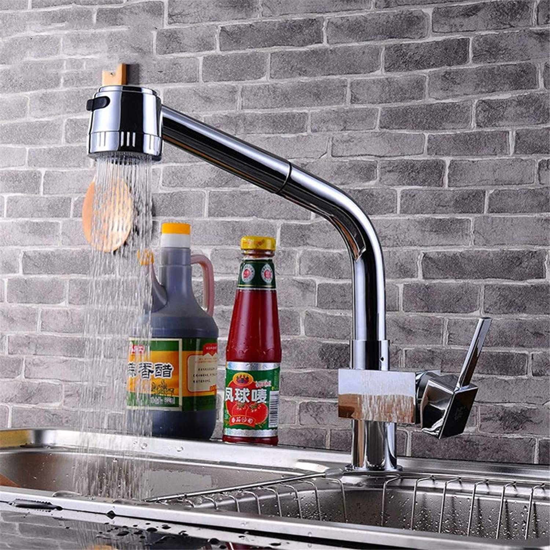 PajCzh Badarmaturen Küchenarmaturen Küche Ziehen Wasserhahn Waschbecken Wasserhahn Mischer Wasserhahn Küche Heien Und Kalten Wasserhahn
