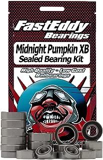 Tamiya Midnight Pumpkin Black Edition XB (CW-01) Sealed Bearing Kit