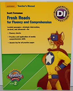 Reading Street Fresh Reads for Fluency and Comprehension Grade 2 Teacher's Manual