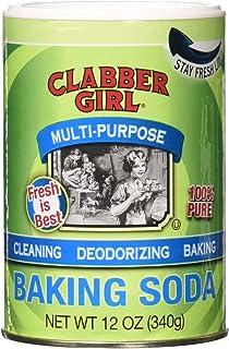 Clabber Girl, Multi-Purpose Baking Soda,12 oz