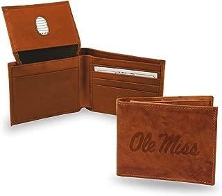 NCAA Alabama Crimson Tide Embossed Leather Billfold Wallet