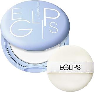 EGLIPS Air Fit Powder Pact 8g/0.28oz - Pressed Powder Pact with Mirror and Powder Puff | Setting Powder | Face Powder | Makeup Powder | Finishing Powder | Compact Powder | Sebum ControlPowder | Compact Powder | Sebum Control