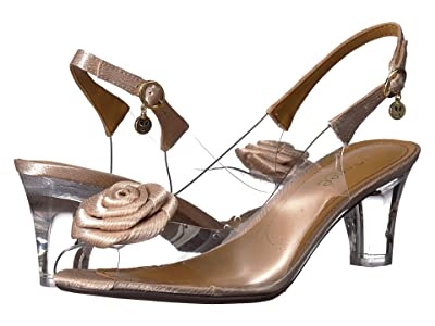 J. Renee Dailona (Clear/Beige) Women