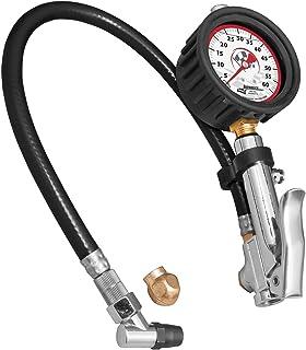 Longacre 52-52008 Liquid Filled 2.5 Quick Fill Gauge, 0-60
