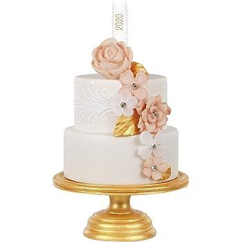 Wedding Cake Christmas Ornaments 2020 Amazon.com: Hallmark Keepsake Christmas Ornament 2020 Year Dated A