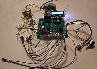 FidgetKute Vacuum Tube Tester,Digital LCD Tester KIT with 4-6.3V Power