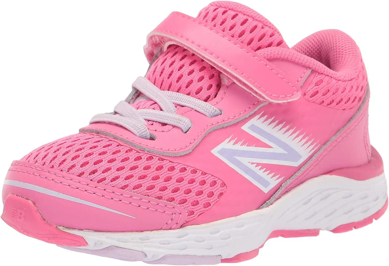 New Balance shopping Kids' 680 Ranking TOP16 V6 Alternative Closure Running Shoe