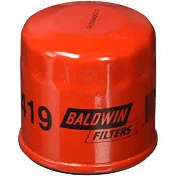 Baldwin B1402 Lube Spin-On Filter Pack of 2