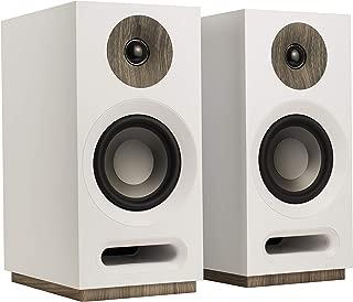 Jamo Studio Series S 803-WH White Bookshelf Speakers - Pair
