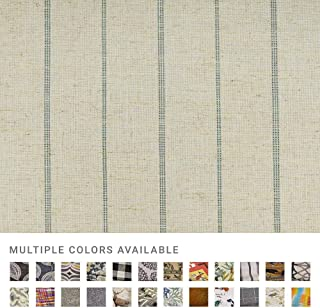 eLuxurySupply Fabric by The Yard - Polyester Blend Upholstery Sewing Fabrics - Colantino Spa Pattern - Sample Swatch