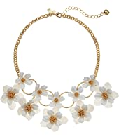 Kate Spade New York - Floral Mosaic Statement Necklace