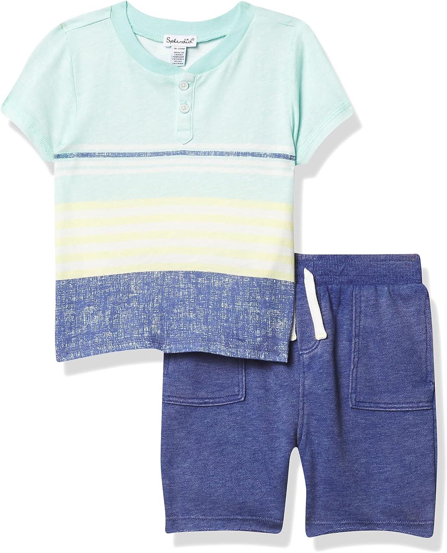 Splendid boys Kids' Short Sleeve Short Set