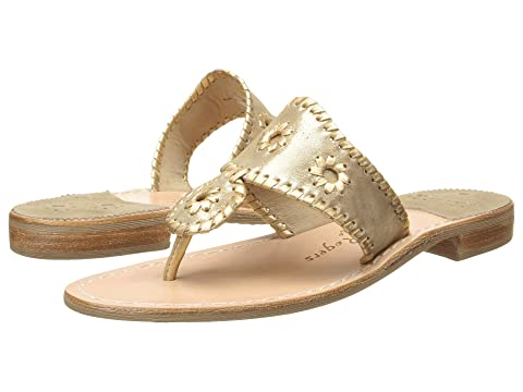Jack Rogers Shoes , GOLD
