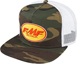 FMF Racing Stars and Bars Hat Black F35196109-BLK