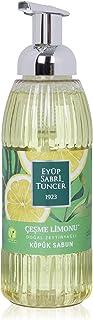 Eyüp Sabri Tuncer Doğal Zeytinyağlı Köpük Sabun Çeşme Limonu 500 Ml Pe 1 Paket (1 x 500 ml)