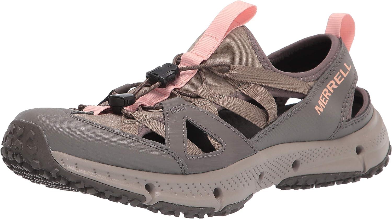 Details about  /Merrell Hydrotrekker Strap Women/'s Sport Hiking Walking Water Sandals Shoes Gray