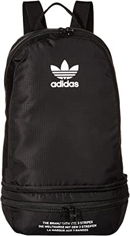 Adidas originals contemporary backpack black snake  00c1cb870ea67