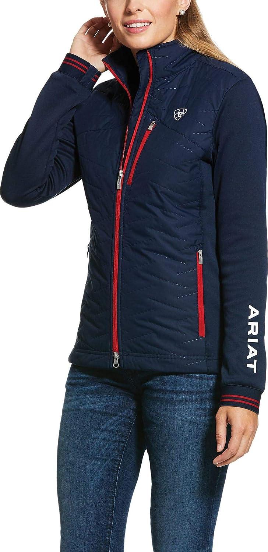 Hybrid Long-awaited athletic-insulated-jackets half Jacket