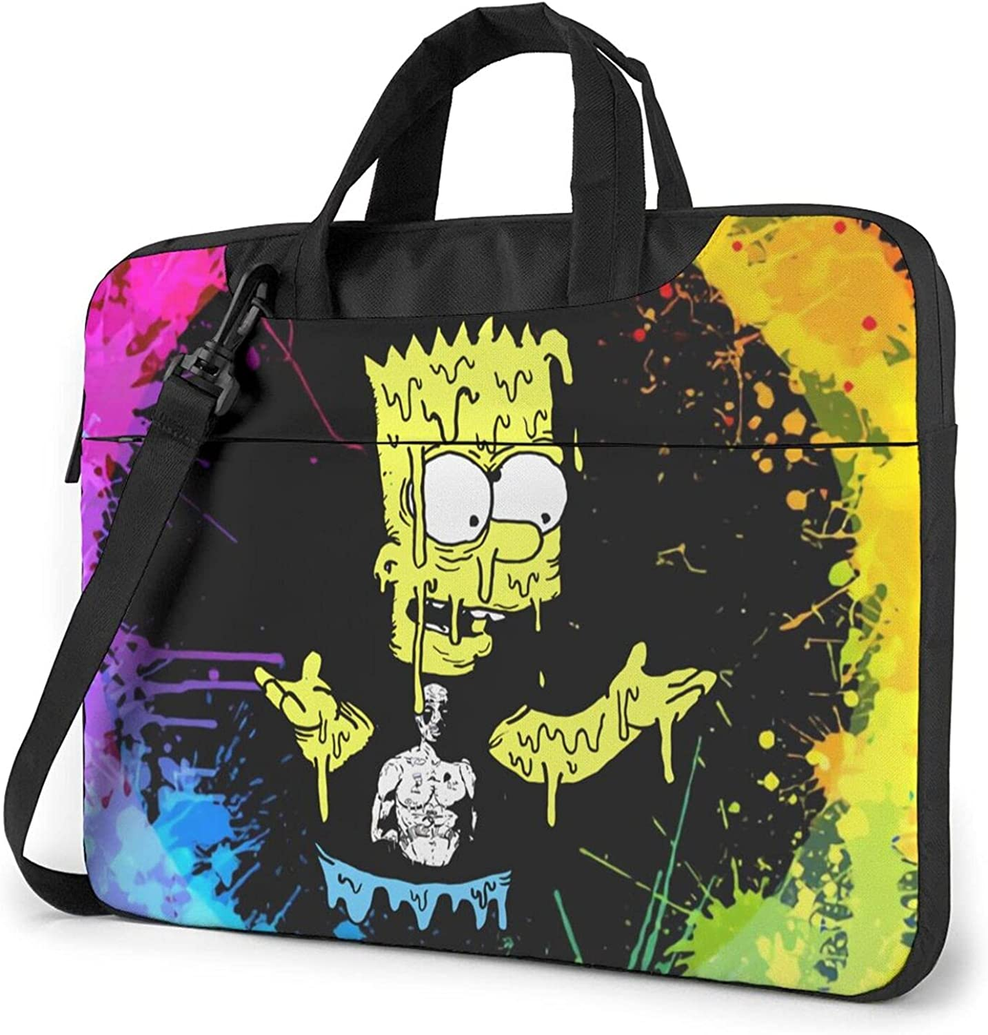 Kansas City Mall Simpsons Laptop Case Compatible With Recommendation Co Notebook Pro Air Macbook
