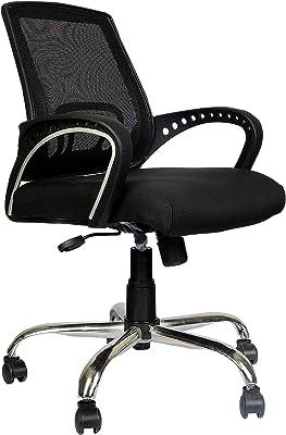 EFC MESH Chair REVOLVING Desk Chair Color- Black