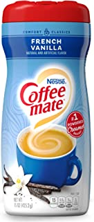 Coffee-mate French Vanilla Powder Coffee Creamer, 15 Ounce