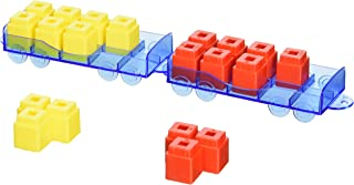 Didax Educational Resources Hands on Math Ten Frame Trains