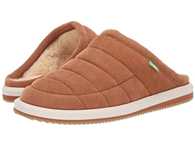 Sanuk Puff N Chill Low Cord (Roasted Pecan) Women