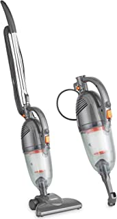 VonHaus Stick Vacuum Cleaner 800W Corded – 2 in 1 Upright & Handheld Vac with Lightweight Design, HEPA Filtration, Crevice...