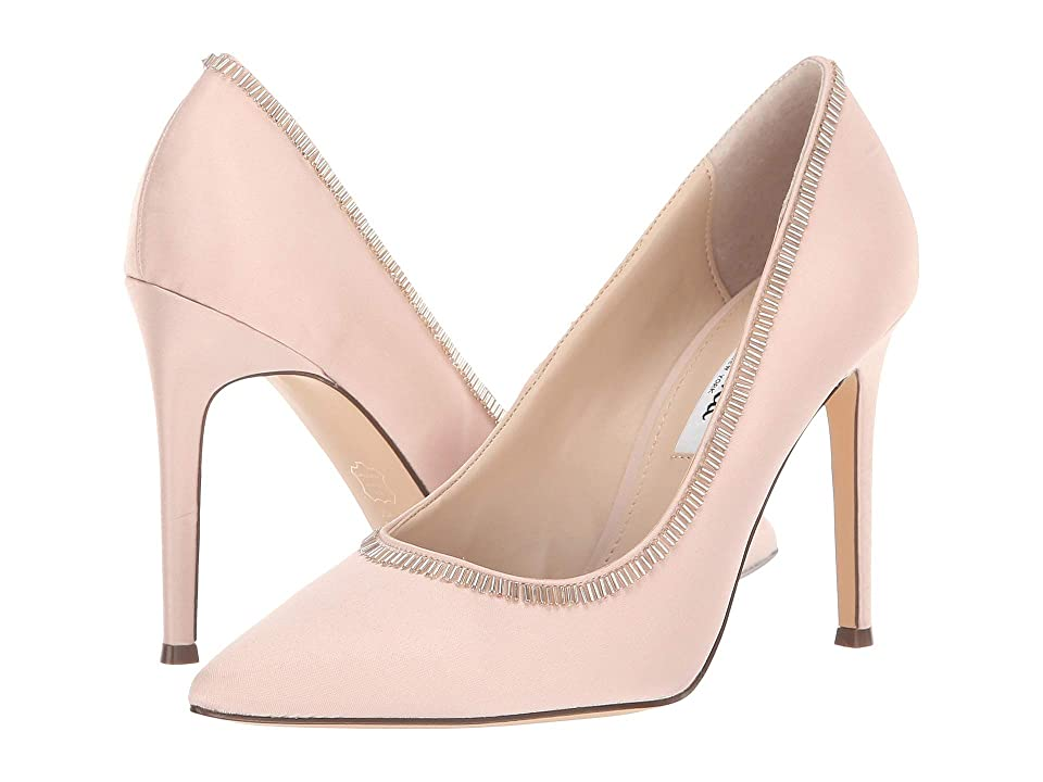 Nina Deedra (Sand Satin) High Heels