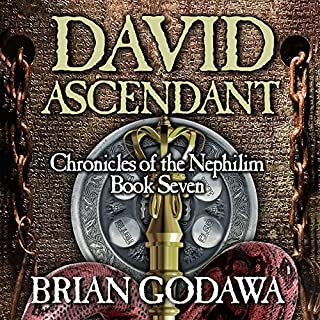 David Ascendant     Chronicles of the Nephilim, Book 7              By:                                                                                                                                 Brian Godawa                               Narrated by:                                                                                                                                 Brian Godawa                      Length: 14 hrs and 34 mins     116 ratings     Overall 4.6