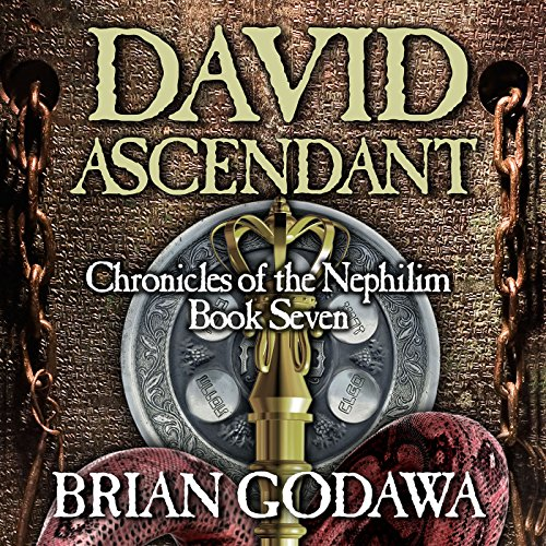 David Ascendant audiobook cover art