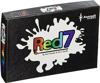 Asmadi Games Red 7 Card Game by Asmadi Games