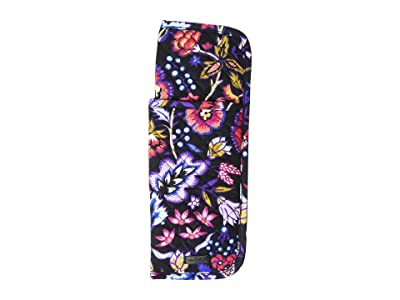 Vera Bradley Iconic Curling Flat Iron Cover (Foxwood) Wallet
