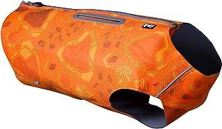 Hurtta Swimmer Vest, Hunting/Sportsman Dog Vest, Orange Camo, XS