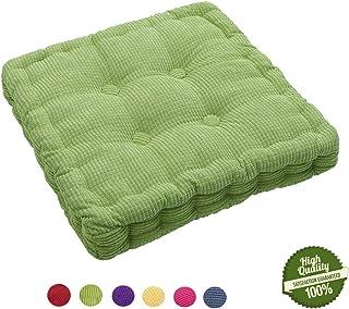 comodo e spesso spazioso cuscino per panca con rivestimento rimovibile Cuscino per panca da 2 a 3 posti Yuly per giardino e interni