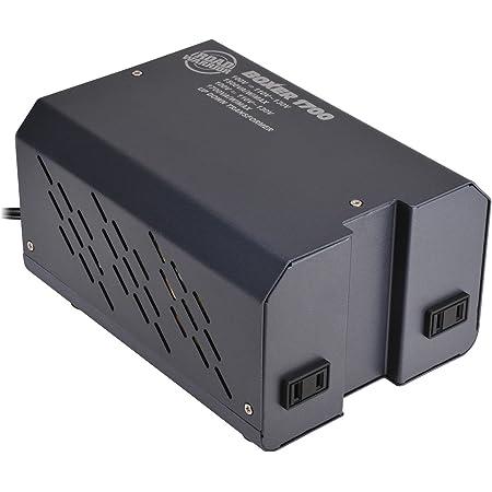 城下工業海外国内兼用大容量変圧器AC110-130V/最大1700W