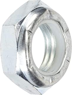 316 Stainless Steel Hex Nut 1-9//32 Thick ASME B18.2.2 2-1//4 Width Across Flats 1-1//2-6 Thread Size Plain Finish