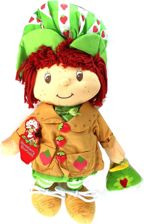 Emily Erdbeer PlüschPuppe  greener Hut
