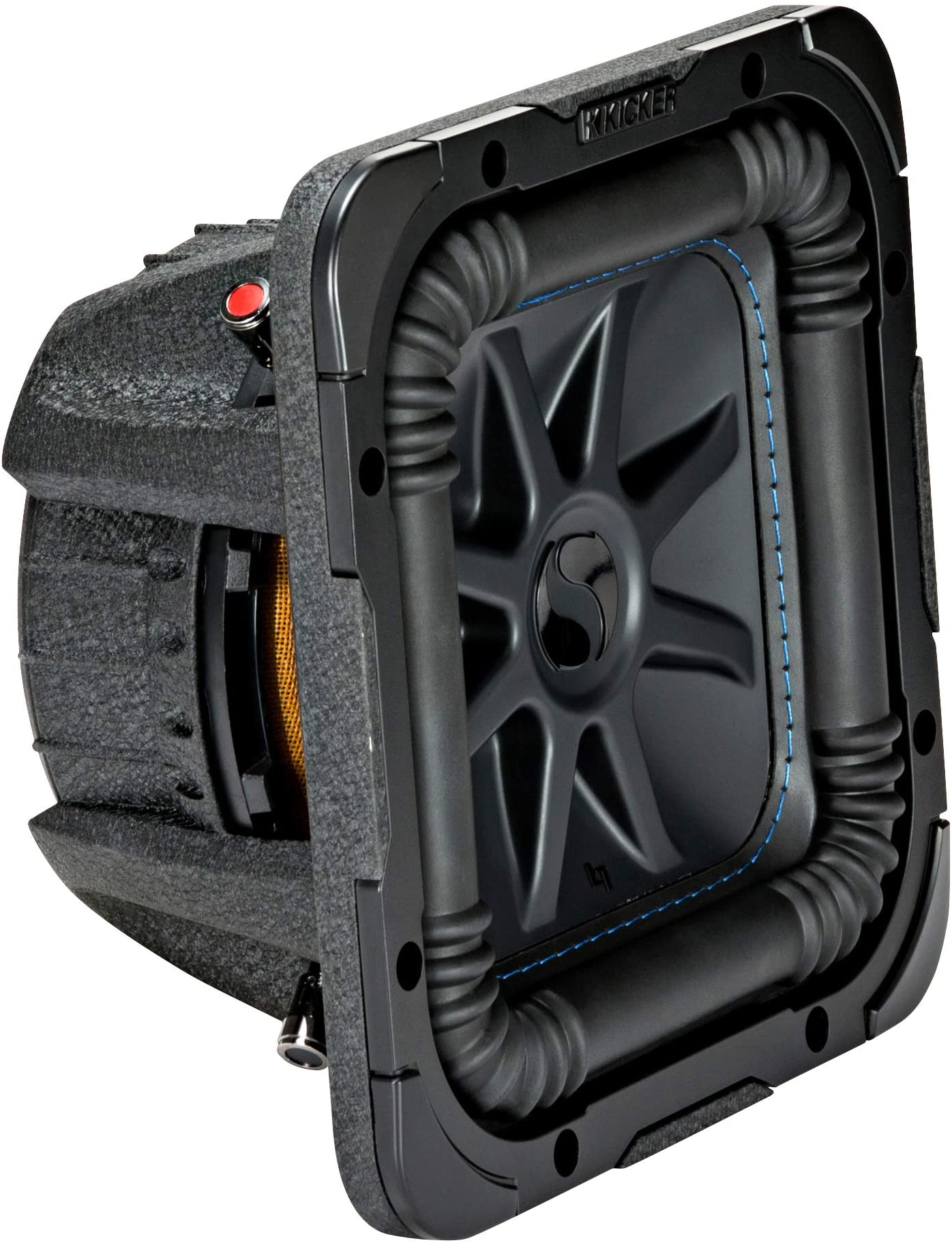 """Kicker L7S84 L7S 8"""" Subwoofer Dual Voice Coil 4-Ohm 450W"""