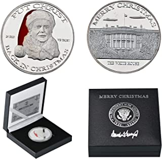 Best christmas silver coins Reviews