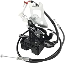 ACauto 69301-0C010 64680-0C010 931-861 Integrated Liftgate Lock Actuator Rear Trunk Hatch Tailgate Latch with Cable Assembly fits 2001-2007 Toyota Sequoia