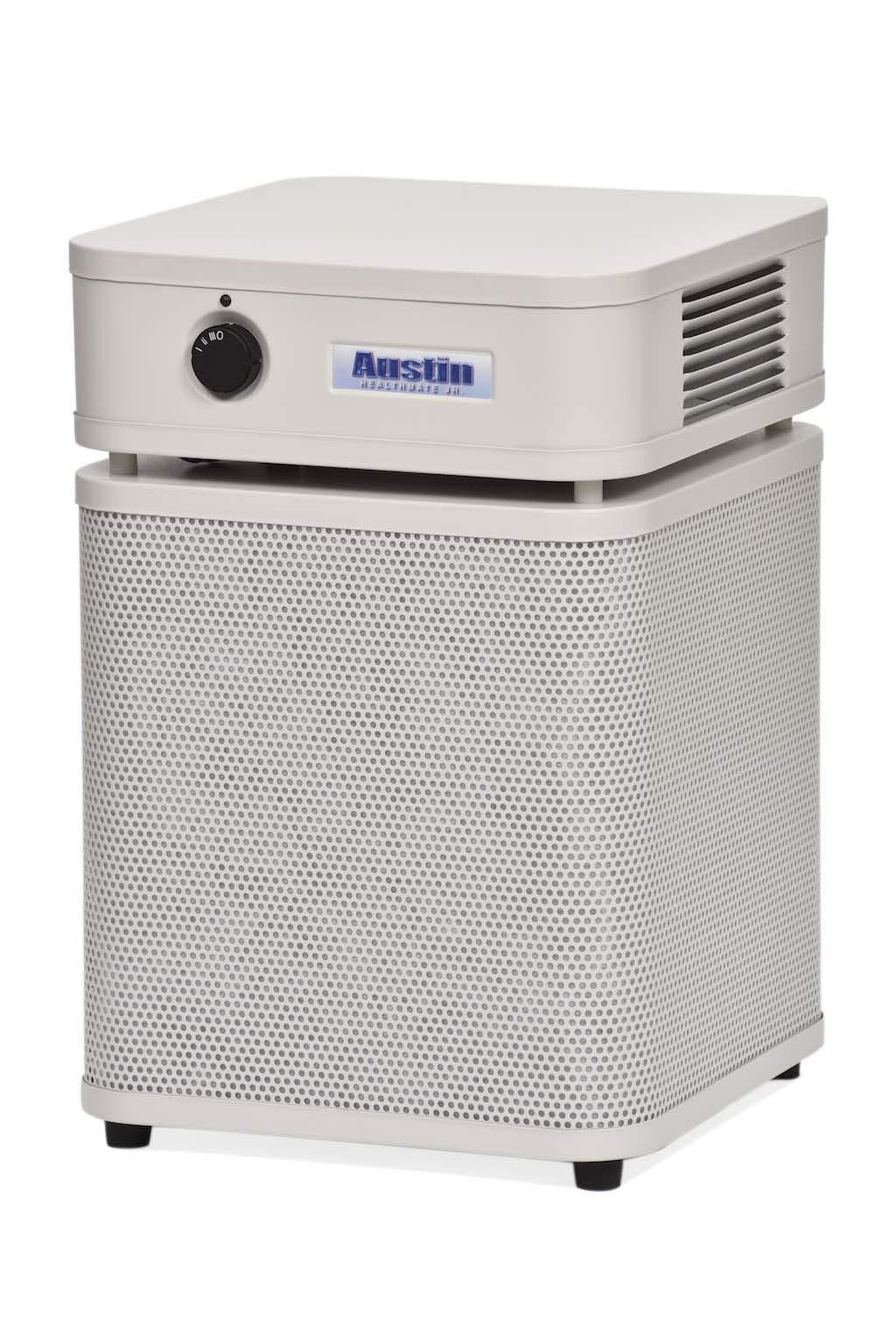 HealthMate Jr. HEGA Austin - Purificador de aire (Color blanco ...