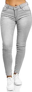 Elara Pantalones Vaqueros Mujer Push Up Skinny Chunkyrayan