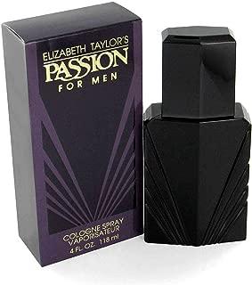 Elizabeth Taylor Passion 4 oz Cologne Spray For Men