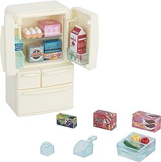 シルバニアファミリー 家具 冷蔵庫セット(5ドア) カ-422